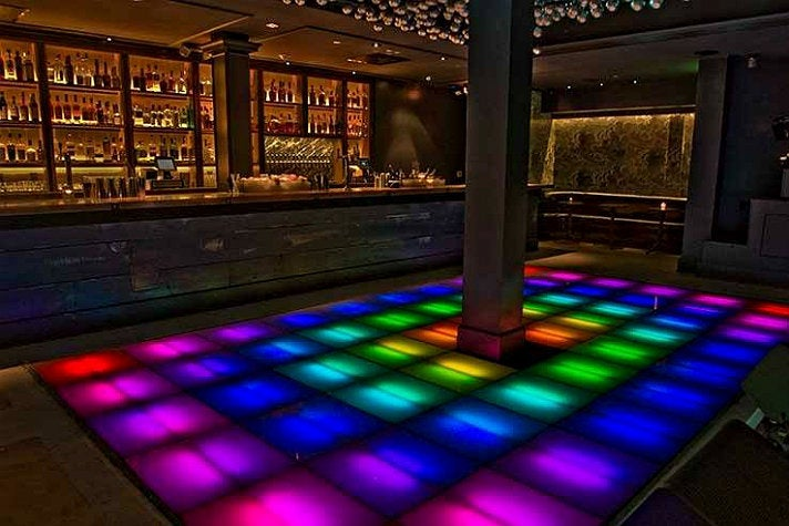 Honeycut dance floor